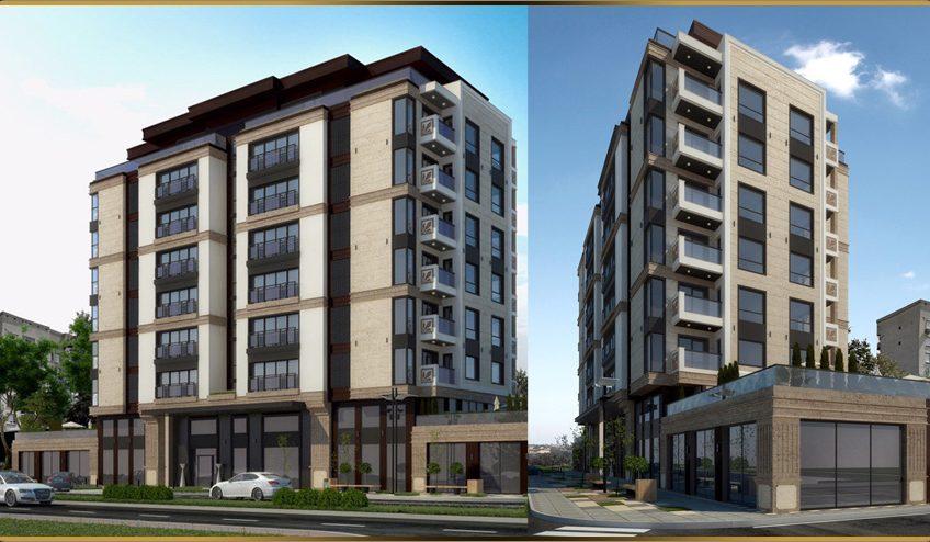 Апартамент в сграда с акт 16