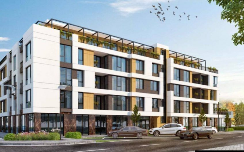 Двустаен апартамент в новоизграждаща се сграда-Гребна База