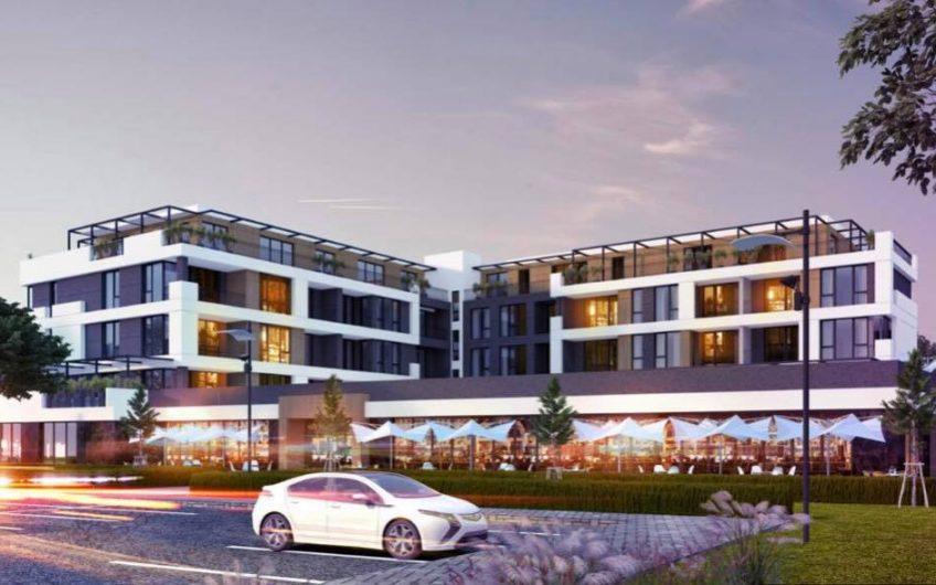Двустаен апартамент в новоизграждаща се сграда