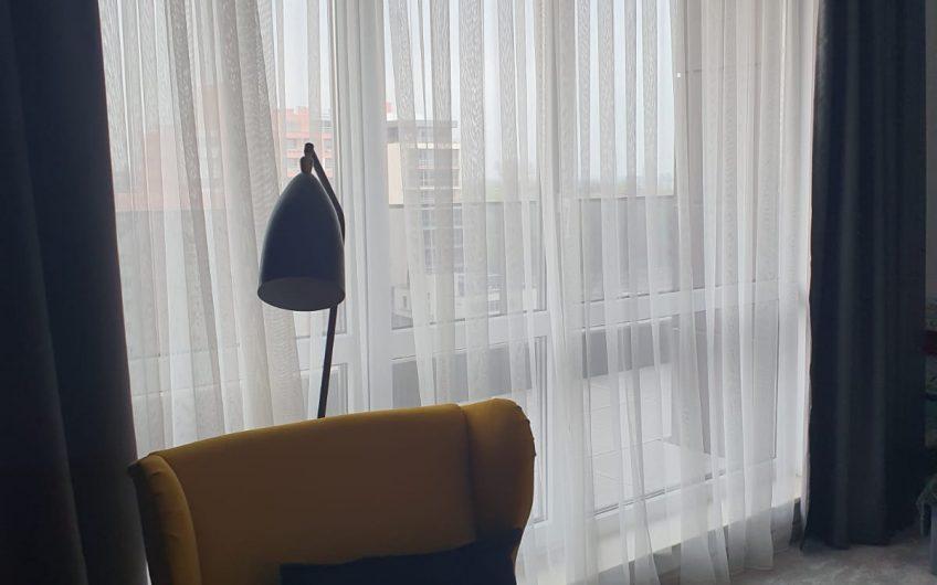 Обзаведен апартамент в центъра на града